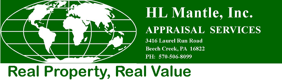 HL Mantle, Inc. Appraisal Services